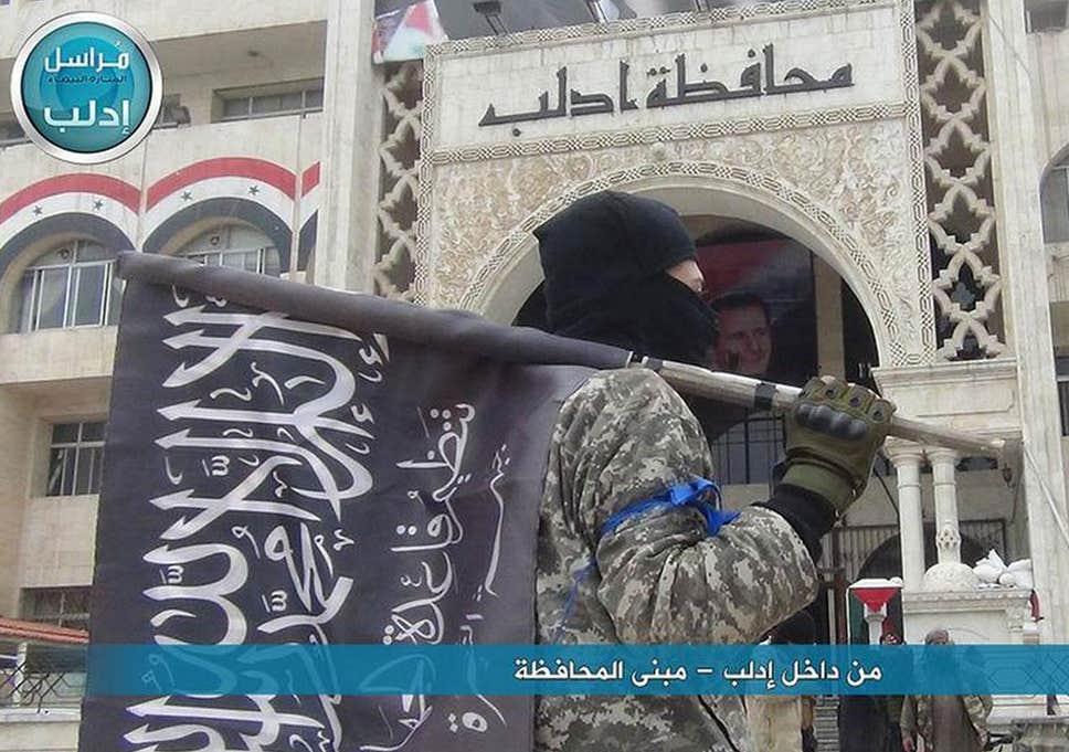 Is Trump Rescuing Al Qaeda S Heartland In Syria The