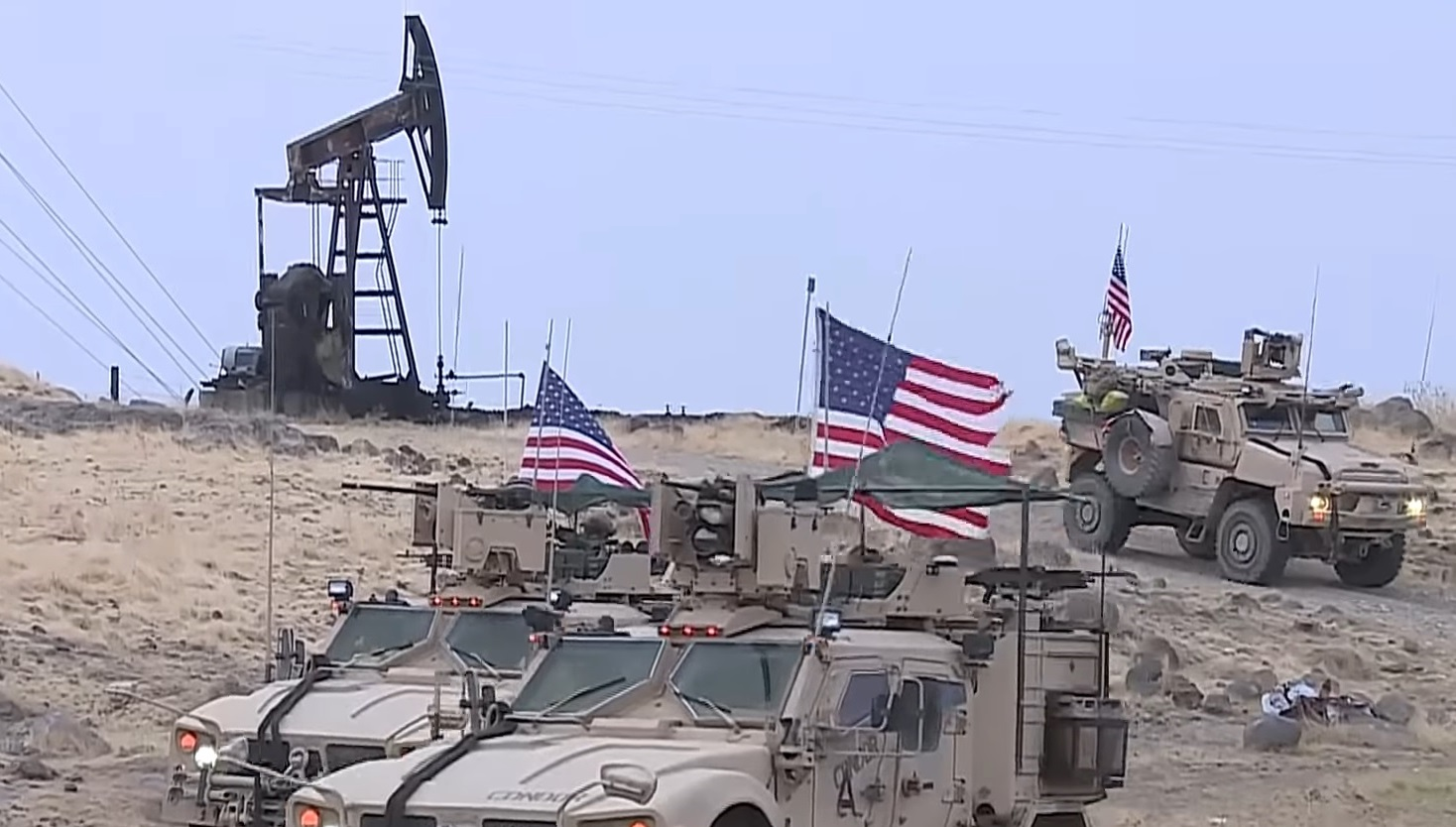 US congressional panel plots next phase of the dirty war on Syria: Occupy oil fields and block reconstruction