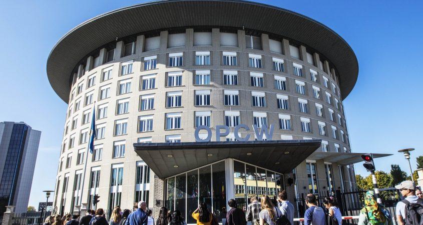 OPCW headquarters