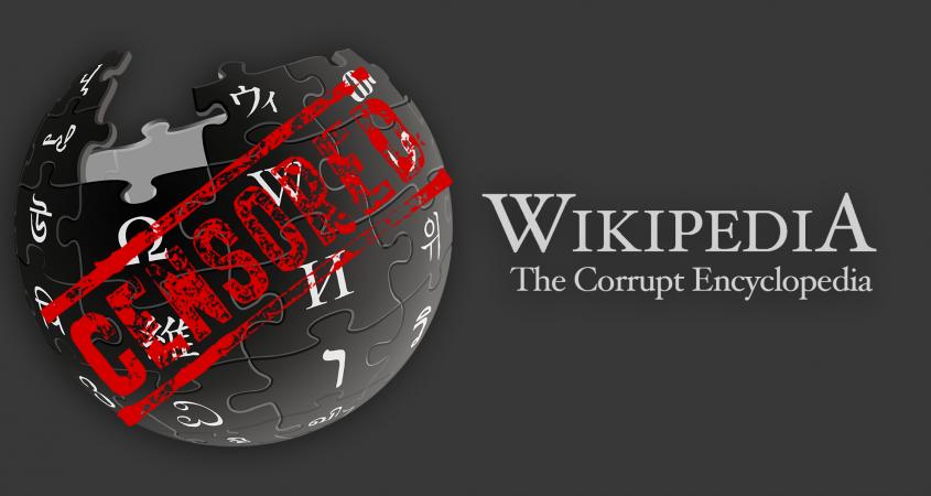 Wikipedia deprecated The Grayzone censorship