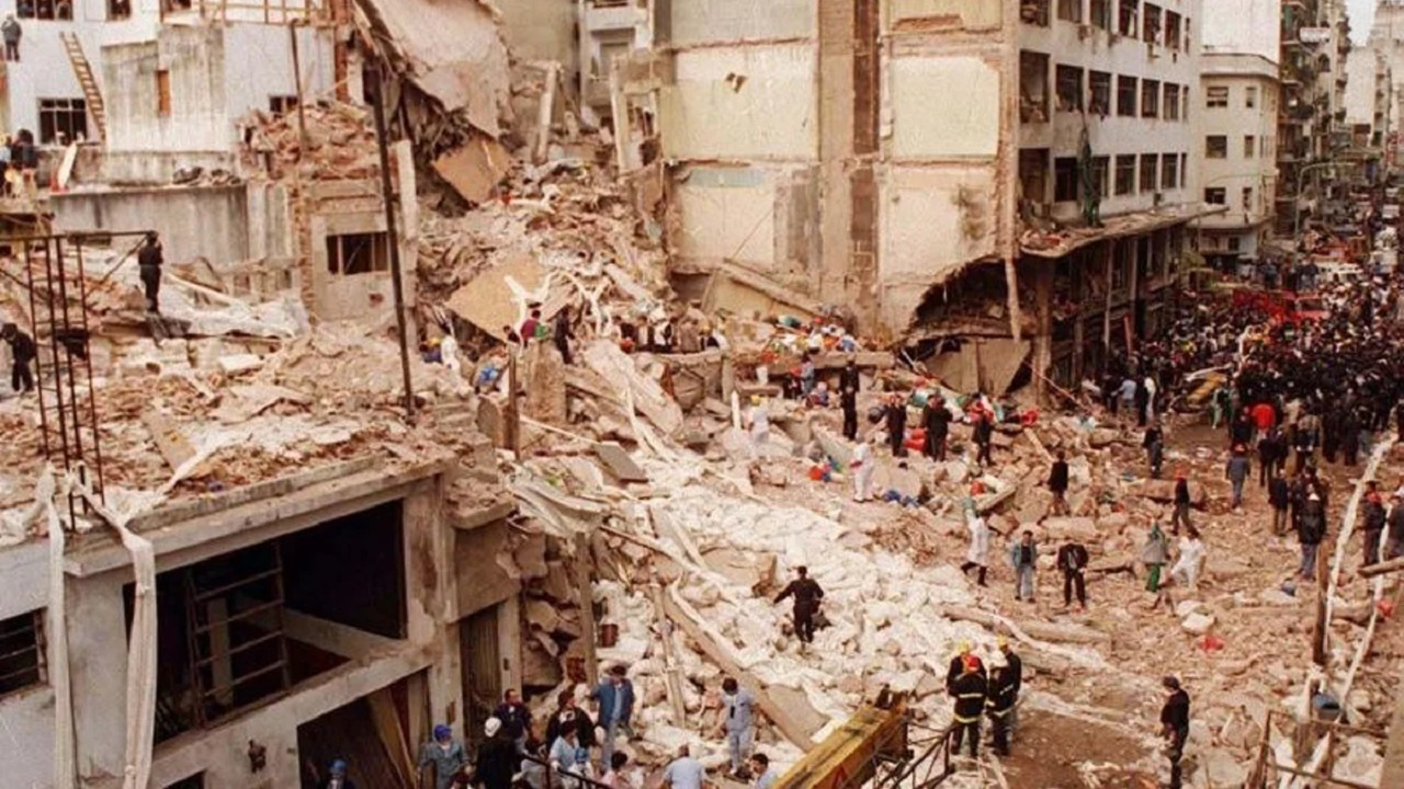 AMIA bombing Argentina Israel Iran